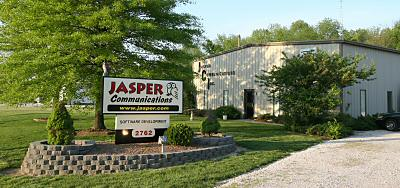 Photo of Jasper Communications office in Jasper Indiana